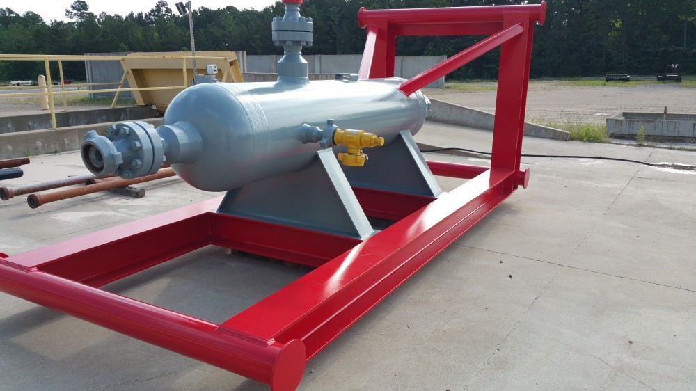 Sand And Slag Separator : Welding products services c niel inc