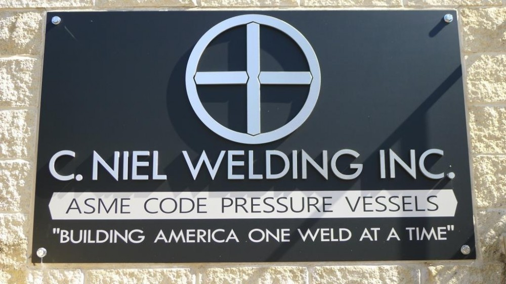 Quality ASME/NBIC Welding